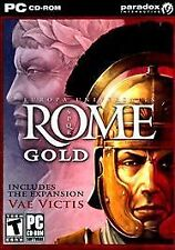Europa Universalis: Rome -- Gold (PC, 2009) Factory Sealed Free Shipping
