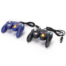 1 Pc Game Shock JoyPad Vibration For Nintendo for Wii GameCube Controller US