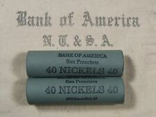 ONE UNSEARCHED - Buffalo Nickel Roll 40 Coins - 1913 1938 P D S (172)