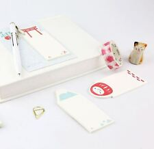 Kawaii Japanese Cute Traditional Japanese Memo Pad Post It Note Sticky Notes
