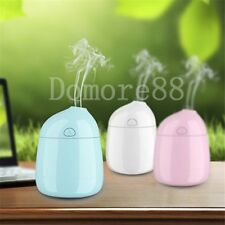 Mini Car Air Humidifier Diffuser Ultrasonic Aroma Home Office USB Mist Purifier