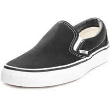 Vans Classic Slip-on Unisex Slip On Black White New Shoes
