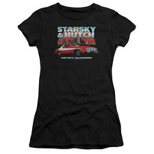 "Starsky & Hutch ""Bay City"" Women's Adult or Girl's Junior Tee or Tank"