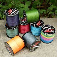 300M-1000M Dyneema Spectra Extreme 8Strands PE Braided Sea Fishing Line 12-160LB