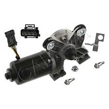 SWAG Front Windshield Wiper Motor Fits OPEL Signum Vectra VAUXHALL 1273086