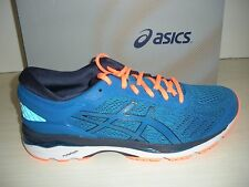 ASICS MENS GEL-KAYANO 24 RUNNING SNEAKERS-SHOES-T749N-4358- DIRECTOIRE BLUE