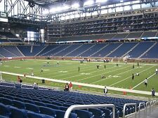 DETROIT LIONS vs GREEN BAY PACKERS, 12/31, 1:00 PM , 2 TICKETS. LOWER LEVEL.