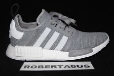 Adidas NMD Runner R1 BB2886 Nomad Solid Grey White Glitch Camo Size 8-13