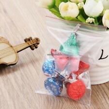 PE Clear Cellophane Plastic Card Bags OPP Display Bags for Greeting CLSV