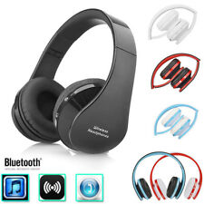 Bluetooth Headset Wireless Stereo Headset Headphones With mic for  Samsung New A