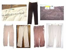 Old Navy Denim Jeans and Capri Denim Jeans some embellished Sizes 4 to 20
