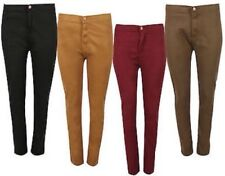 New Womens High Waisted Stretch Jeans in 3 Colours