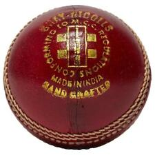 Gray Nicolls League Cricket Ball Cricket Equipment Balls Red
