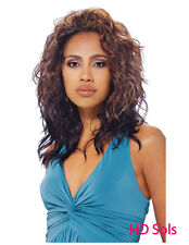 OUTRE QUICK WEAVE SYNTHETIC HAIR HALF WIG-JEWELRY
