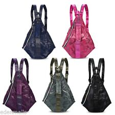 Women's Fashion Multi-function bag Camouflage Backpack shoulder Bag Handbag