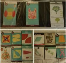 Sizzix Dies 44 to choose from. Bigz, XL, Original, Quilting, Retired...