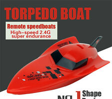 Remote Control Boat RC 4CH 2.4G Racing Waterproof Remote Outdoor Toys Yacht