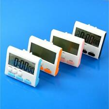 Digital Kitchen Cooking Timer with Loud Alarm & LCD Display Magnetic 4 Color