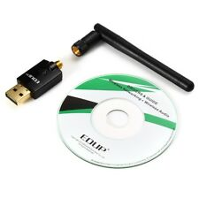 High speed Wireless USB Adapter USB Wireless Network Adapter Card HOT bundle