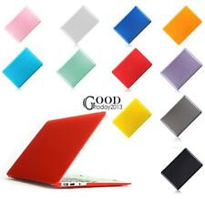 """New Good Crystal Hard Shell Case Cover For Mac Book Pro 15"""" 11 Colors TXGT"""