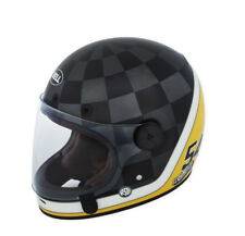 Ducati Bell Scrambler Check Ace Integral Helmet Helmet Black NEW 2017