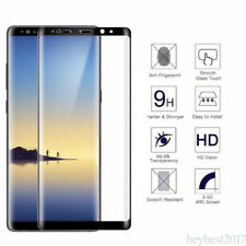 For Samsung Galaxy Note 8 Tempered Glass Film 3D Curved Full Screen Protector HD