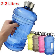 Large Capacity Water Bottles Outdoor Sports Gym Camping Running Water Bottle