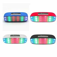 Portable Wireless Bluetooth Shockproof Stereo Speaker For Smart Phone Tablet