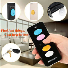 Remote Wireless LED Key Wallet Finder Receiver Anti Lost Alarm Locator Tracker #