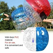 1.2M Inflatable Bubble Soccer Zorb Ball For Adult Body Bumper Ball Sport TT