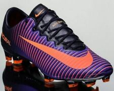 Nike Mens Mercurial Vapor XI FG Soccer Cleats Purple Dynasty Sz 7  831958 585