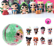 SERIES 2 / 1 LOL Surprise LIL DOLL Ball L.O.L Outrageous Baby Toys Mystery Ball