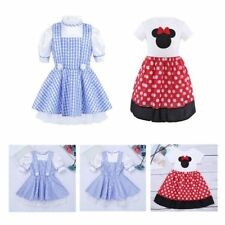 Baby Girls Toddler Minnie Mouse Halloween Costume Party Fancy Tutu Dress Clothes