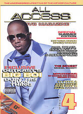 All Access DVD Magazine, Vol. 4 2003 by MUSIC VIDEO DISTRIBUTORS