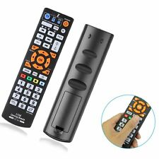 Universal Smart Remote Control Controller & Learn Function For TV CBL DVD SAT MU