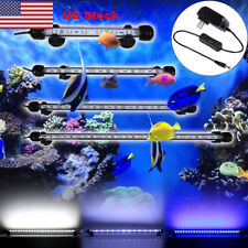US Fish Tank LED Light US Plug IP68 Waterproof Submersible Aquarium Light Strip