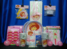 Strawberry Shortcake Party Set # 16 Strawberry Shortcake Party Supplies Favors