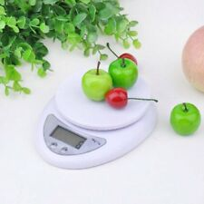 5kg 5000g/1g Digital Kitchen Food Diet Postal Scale Electronic Weight Balance CO
