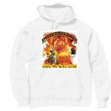 Pullover Hooded Hoodie Sweatshirt Fireman Firefighter dance where devil walks