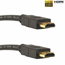 Video HDMI v1.4 Cables High Speed with Ethernet for TVs Sky HD PS4 Xbox One Lead