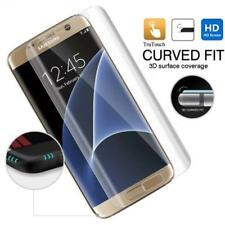 For AT&T PHONES - FULL COVER SCREEN PROTECTOR HD CLEAR LCD FILM CURVED