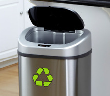 RECYCLE LOGO - Die Cut Vinyl Sticker Decal Renew and Reuse Work and Home