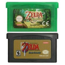 Legend of Zelda Game boy Advance GBA Game Cards US Version - Reproduction NEW