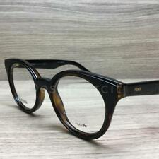 Fendi FF 0198 Eyeglasses Black Havana LC1 Authentic 47mm