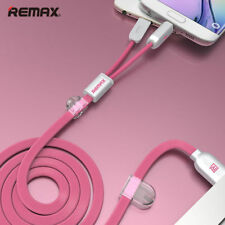 Best Micro iPhone Lightning USB Fast Charging Cord Data Sync Magnet Flat Cable