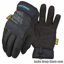 Mechanix FastFit Insulated Gloves Gloves Black Cold Weather
