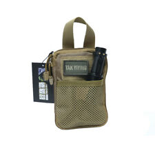 Tactical Molle Medical First Aid EDC EMT Pouch Pocket Organizer Bag