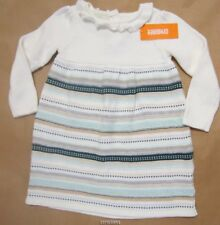 Gymboree All Spruced Up Striped Sweater Dress 2t, 3t, 4t NWT