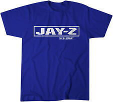 Jay-Z The Blueprint Promo T-Shirt - Classic Hip-Hop - Roc-A-Fella