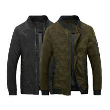 Men's Collection Camouflage Casual Jacket Coat for Autumn Winter XL-5XL